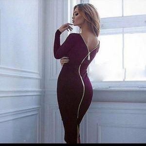 Dresses & Skirts - NEW Black Midi Dress